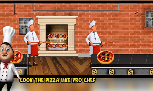 Pizza Factory Delivery: Food Baking Cooking Game  screenshots 3