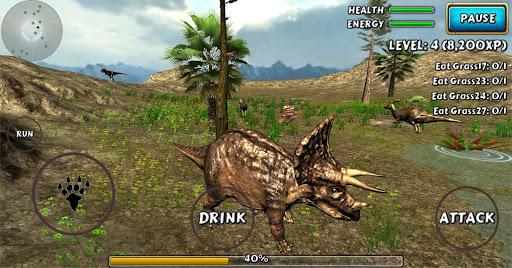 Dinosaur Simulator Jurassic Survival  screenshots 2