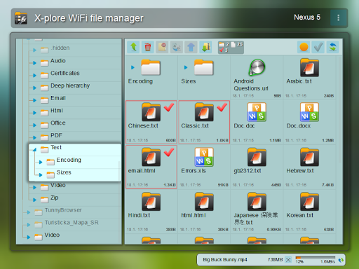 X-plore File Manager 4.23.20 Screenshots 2