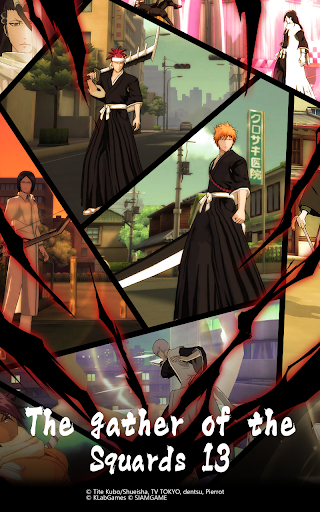 BLEACH Mobile 3D screenshots 17
