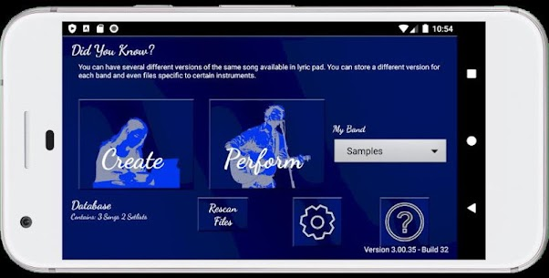 Lyric Pad 3  Download For Pc (Install On Windows 7, 8, 10 And  Mac) 1