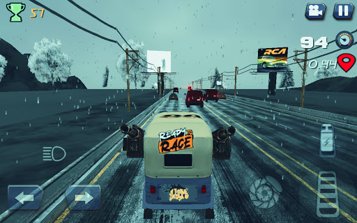 Tuk Tuk Rickshaw Road Race VR - auto rickshaw  screenshots 21