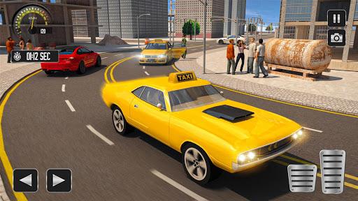 City Taxi Driver 2020 - Car Driving Simulator  screenshots 4
