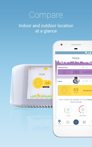Air Quality | AirVisual  Screenshots 9