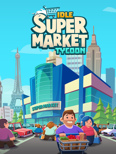 Idle Supermarket Tycoon - Tiny Shop Game 2.3.1 screenshots 11