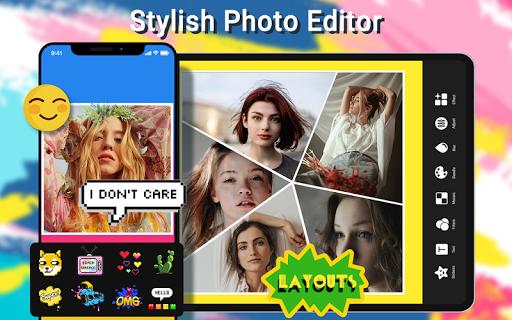 Photo Editor Pro - Collage Maker & Photo Gallery 1.3.2 Screenshots 9