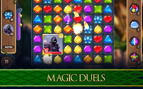 Avalon Jewels Match-3