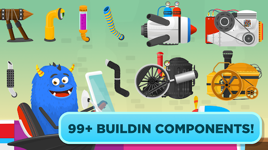 Garage Master – fun car game for kids & toddlers 3
