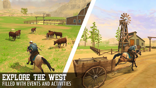 Guns and Spurs 2 screenshots 6