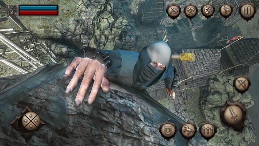 ninja samurai assassin hunter 2021- creed hero screenshot 3
