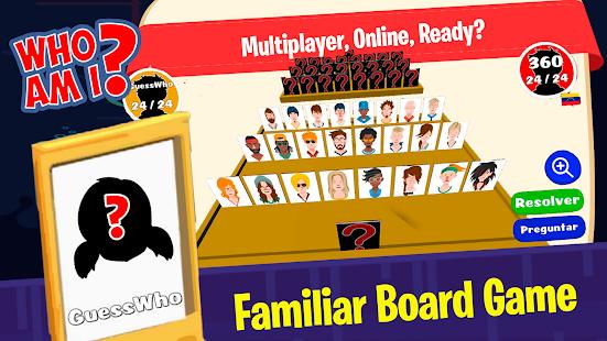 Guess who am I u2013 Who is my character? Board Games 5.4 Screenshots 15