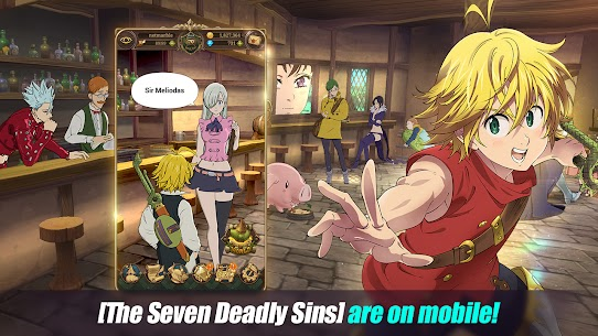 The Seven Deadly Sins: Grand Cross Full Apk Download 1