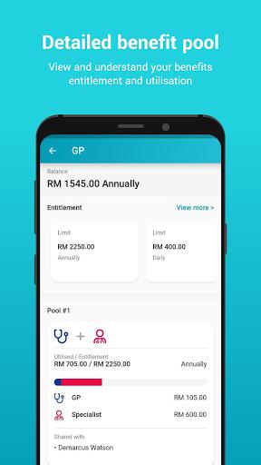 HealthMetrics Employee App 134.4.7 Screenshots 4