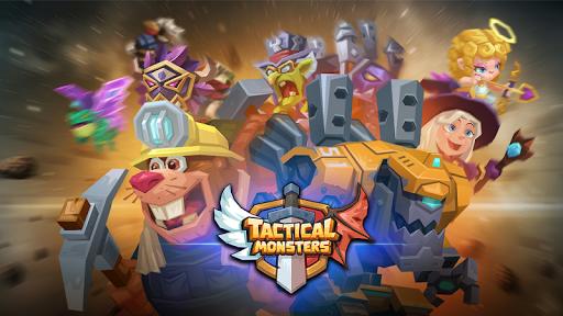 Tactical Monsters Rumble Arena -Tactics & Strategy screenshots 23