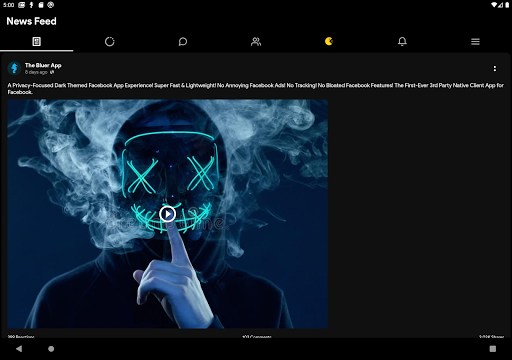 NoSeen for Facebook Messenger apkdebit screenshots 9