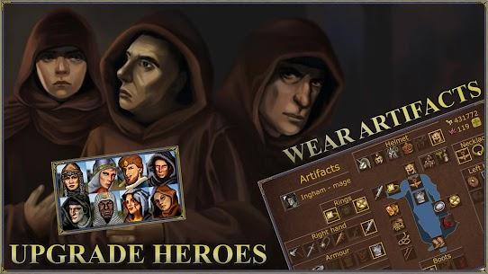 Heroes 3 MOD APK: Castle fight medieval (UNLIMITED GEMS) 2