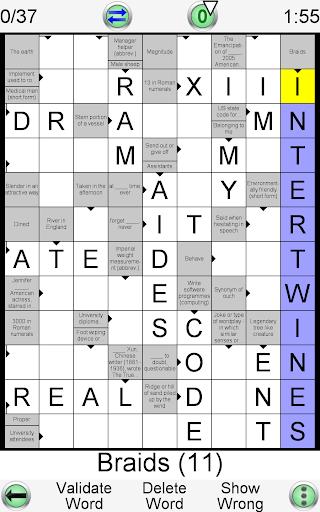 Arrow Crossword  screenshots 17