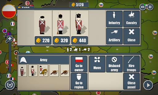 World conquest: Europe 1812  screenshots 4