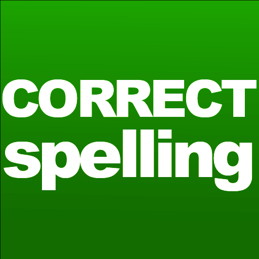 English Language Grammar - Correct Spelling