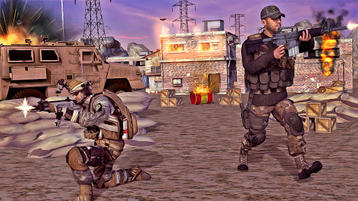 Army Games: Military Shooting Games apktram screenshots 2