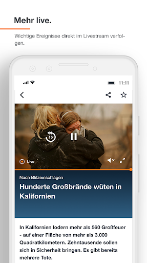 ZDFheute - Nachrichten  screenshots 7