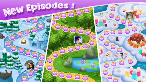 Jewel Match Puzzle Star 2021 Apkfinish screenshots 16