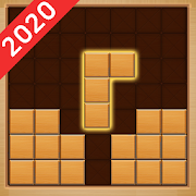 Block Puzzle 2020 - Wood Style Game