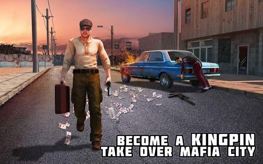 Crime City Mafia Gang War Car Theft Gangster Games  screenshots 14