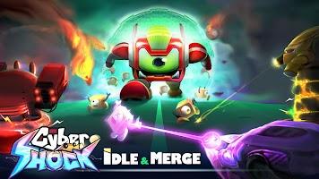 Cybershock : 2077 - TD Idle & Merge - Age of Cyber