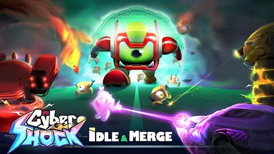 Cybershock : 2077 – TD Idle & Merge – Age of Cyber 1