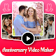 Anniversary Video Maker with Song: Slideshow Maker para PC Windows