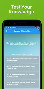 カナダ市民権テスト 2021