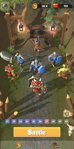 Legion Commander - The Art of War  screenshots 2