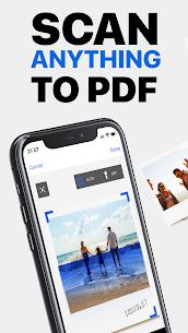 MobileScanner–PDF Scanner App Premium MOD APK 1