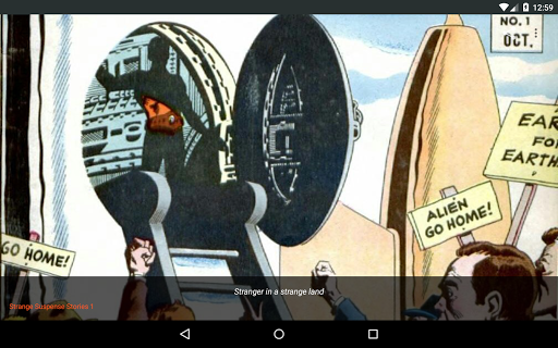 Astonishing Comic Reader  Screenshots 18