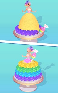 Icing On The Dress For Android (MOD, Unlimited Money) 2