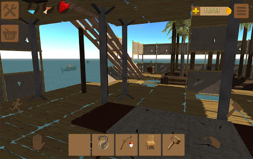 Oceanborn: Survival on Raft  screenshots 15