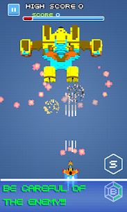 Space Shooter – Pixel Force Hack Cheats (iOS & Android) 5