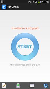 HiroMacro Pro 2.1.8 Apk Mod (Unlocked) 1