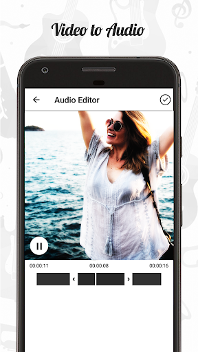 Audio Editor : Cut,Merge,Mix Extract Convert Audio 1.22 Screenshots 6