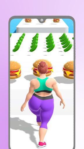 Fat 2 Fit-Body Race  screenshots 1