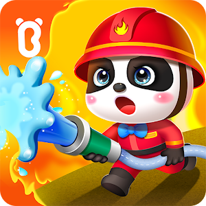 Baby Panda&#39s Fire Safety