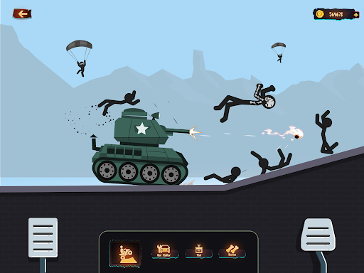 Epic Stickman Destruction Game 1.4 screenshots 6