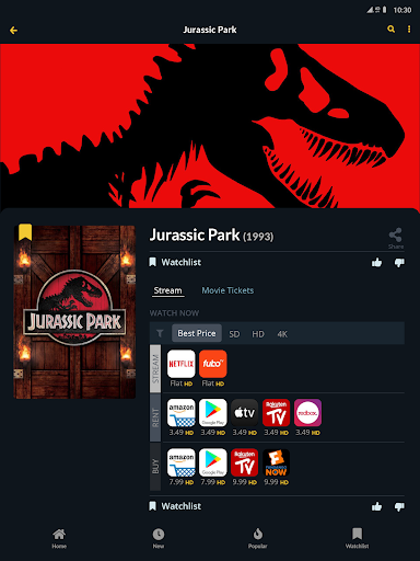 JustWatch - The Streaming Guide for Movies & Shows apktram screenshots 9