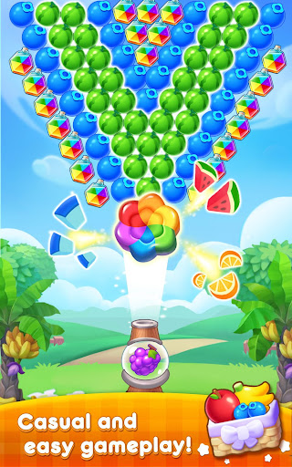 Bubble Fruit Legend apkpoly screenshots 14