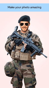 Military Man Photo Editor For Pc – Free Download – Windows And Mac 1