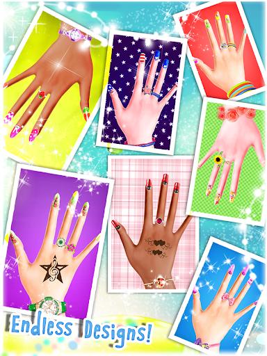 My Nails Manicure Spa Salon - Girls Fashion Game screenshots 6