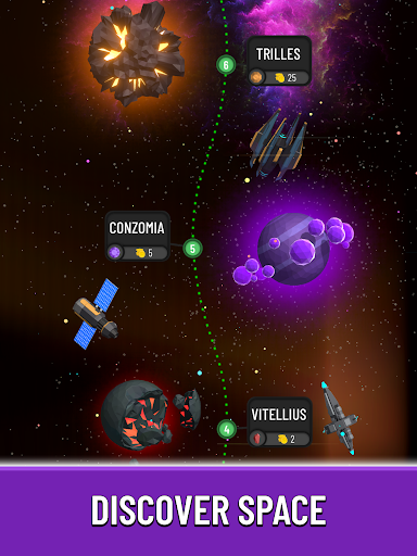 Space Colony: Idle 2.9.7 screenshots 8