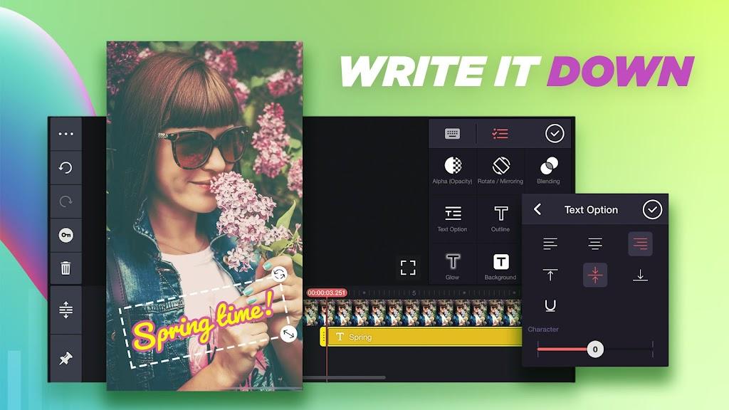 KineMaster - Video Editor, Video Maker poster 3
