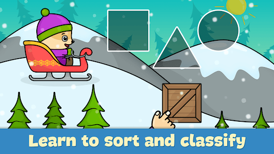 Preschool games for little kids Screenshot